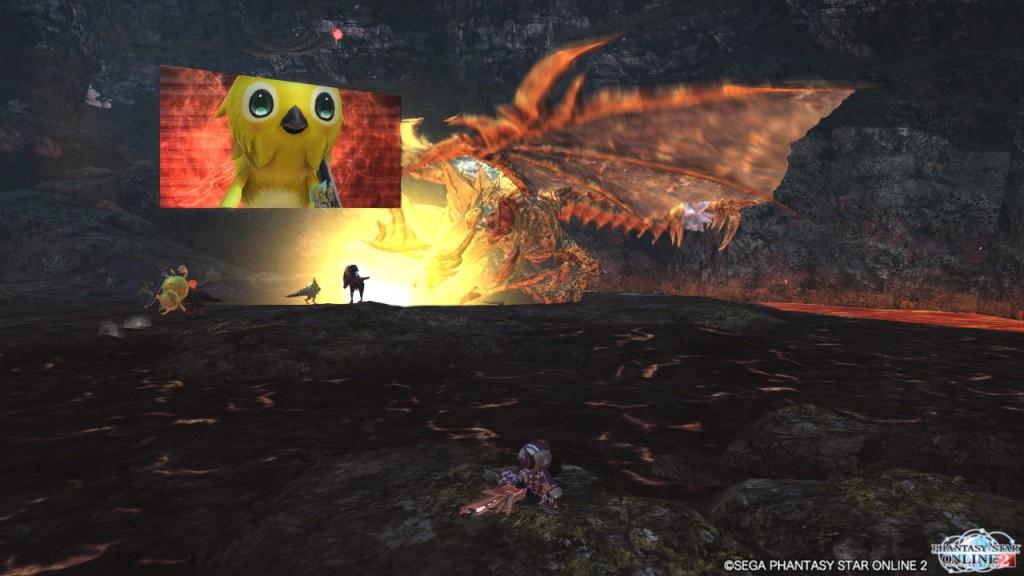 ヴォル・ドラゴン戦を観戦