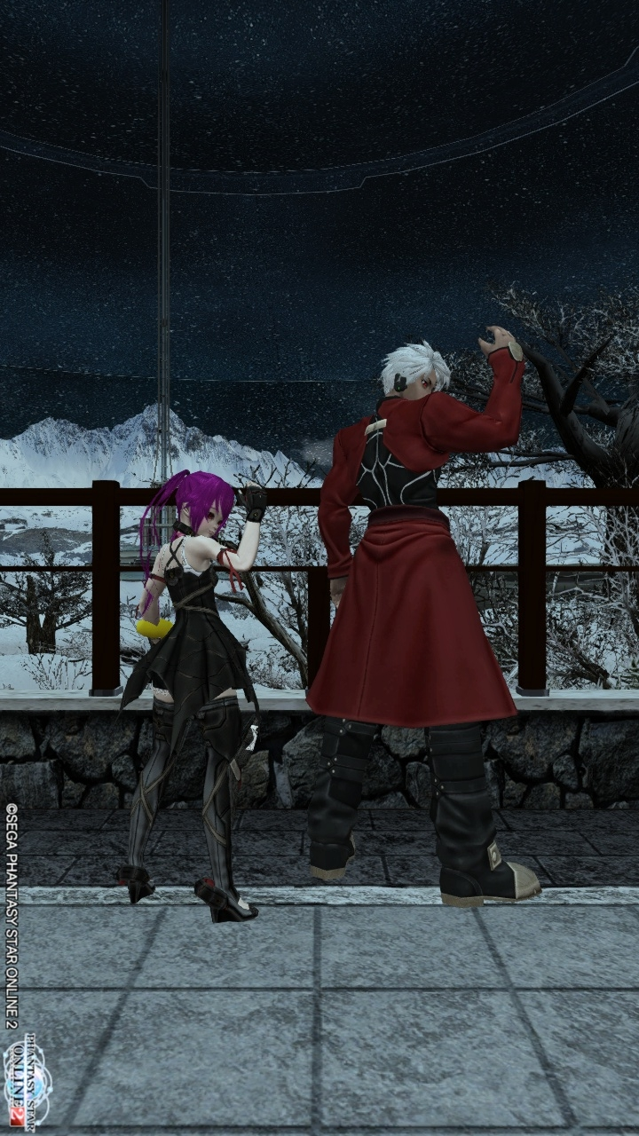 ミツバ&バーニィさん(2014/03/16)