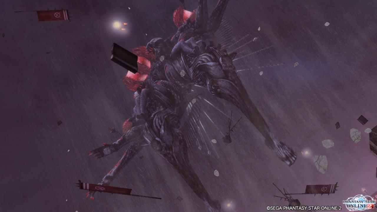 降臨する星滅の災厄クリア